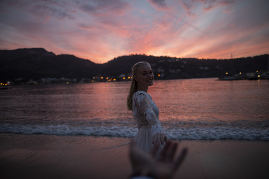 Fotoshooting auf Mallorca