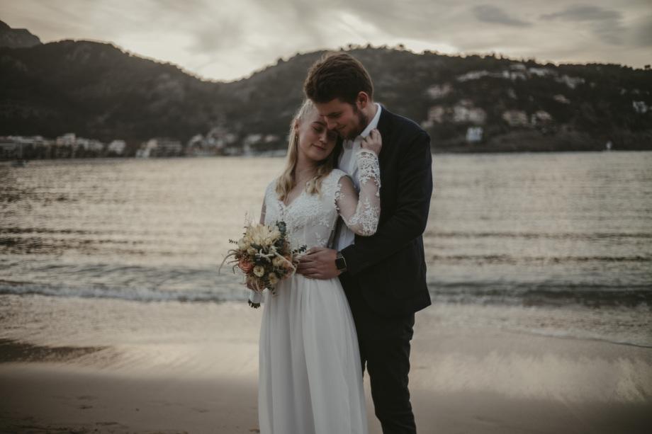 Hochzeit auf einer Finca